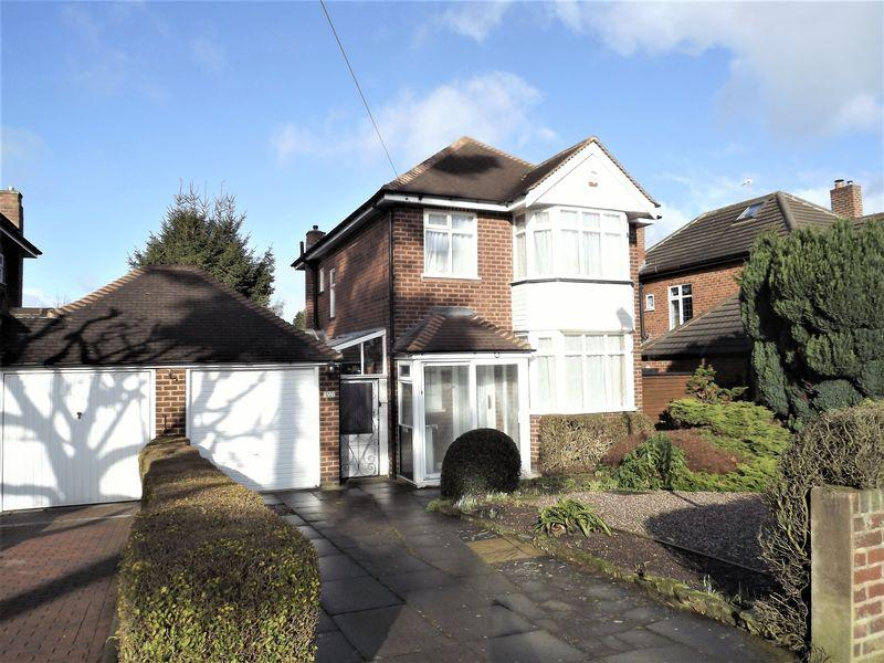 3 Bedrooms Detached House for sale in Highbridge Road, Wylde Green, Sutton Coldfield