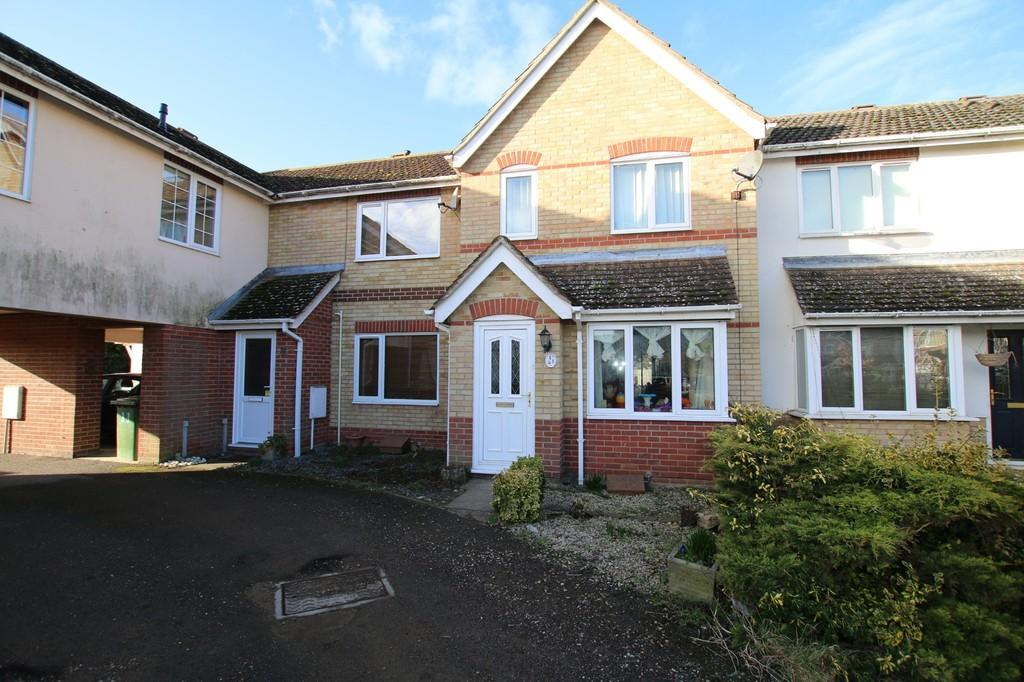 2 Bedrooms Terraced House for sale in Mayfly Close, Chatteris