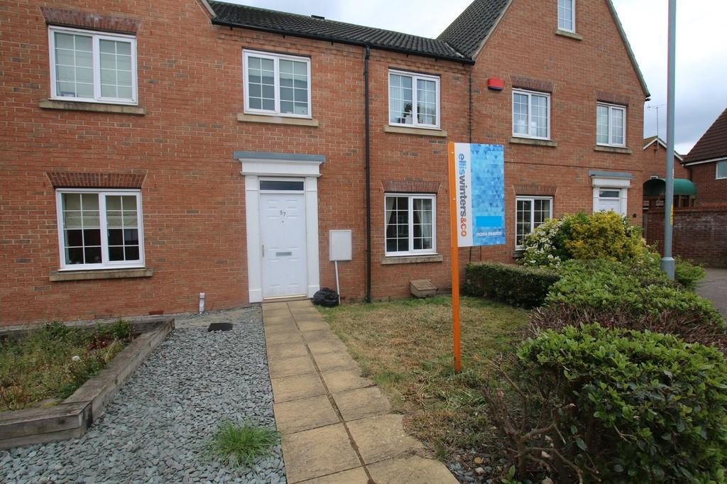 3 Bedrooms Terraced House for sale in Farriers Gate, Chatteris
