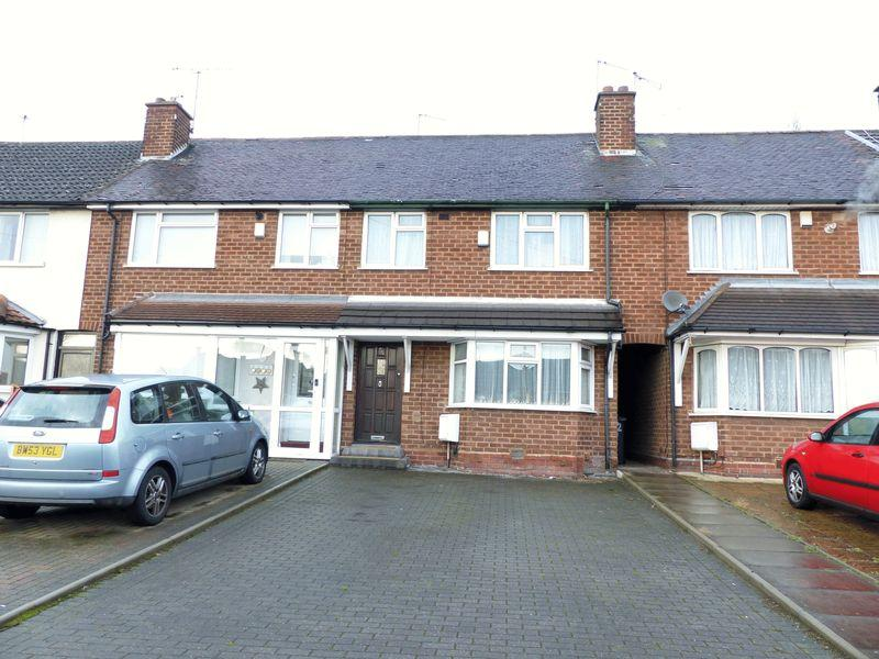 3 Bedrooms Terraced House for sale in Queslett Road, Great Barr
