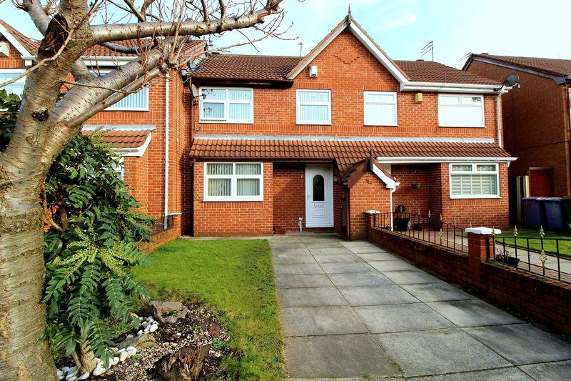 3 Bedrooms Terraced House for sale in Melford Grove, Liverpool