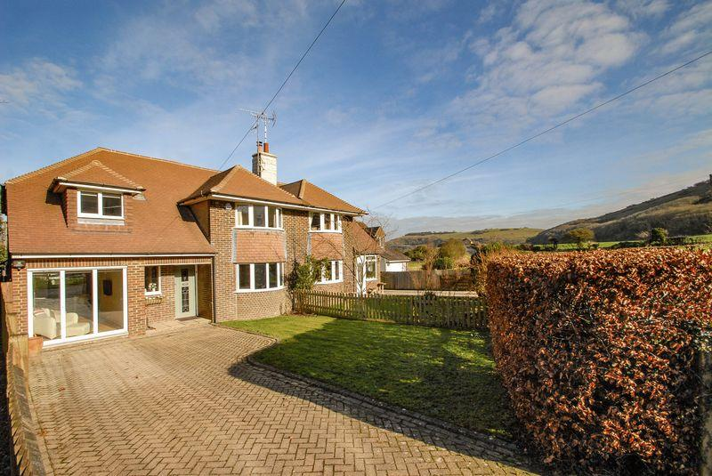 4 Bedrooms Semi Detached House for sale in Poynings Road, Fulking