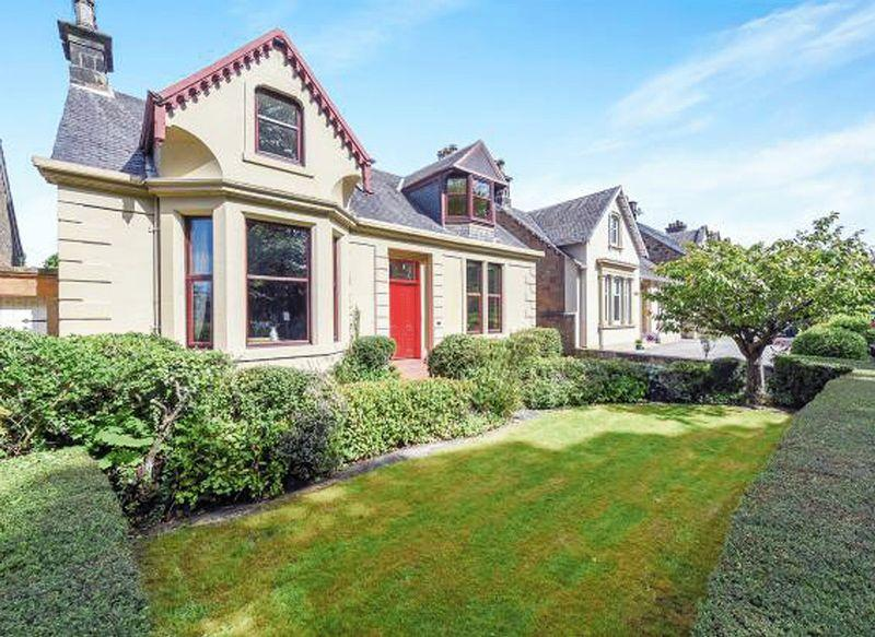 5 Bedrooms Detached Villa House for sale in 31 Dundonald Road, Kilmarnock, KA1 1RU