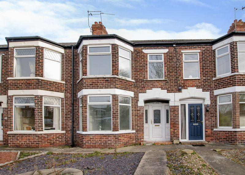 3 Bedrooms Semi Detached House for sale in Fairfax Avenue, Hull