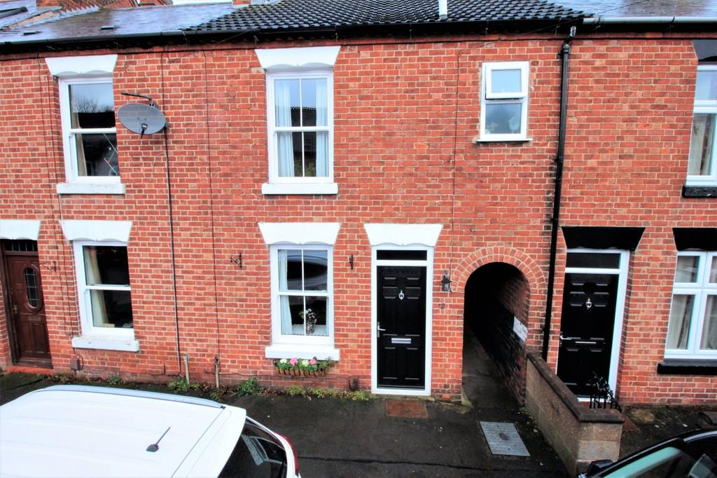 2 Bedrooms Terraced House for sale in Avenue Road, Ashby
