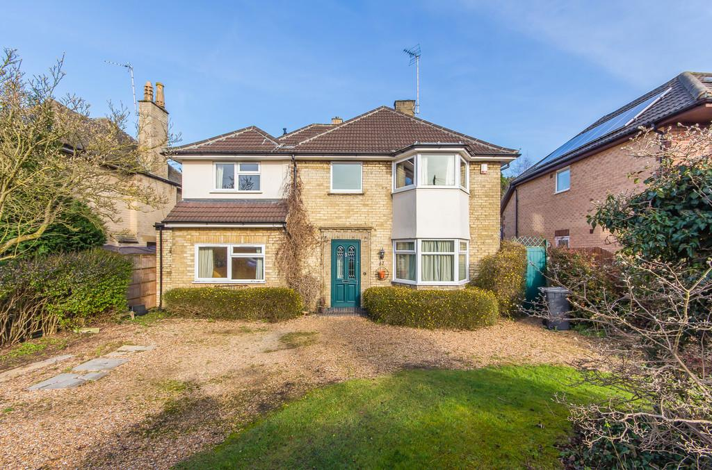 4 Bedrooms Detached House for sale in Roseford Road, Cambridge