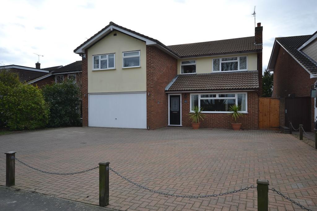 4 Bedrooms Detached House for sale in Scraley Road, Heybridge, Maldon, CM9