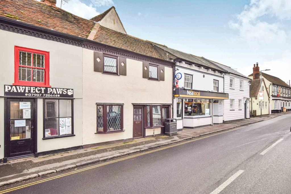 3 Bedrooms Terraced House for sale in Clacton Road, St. Osyth, CO16 8PA