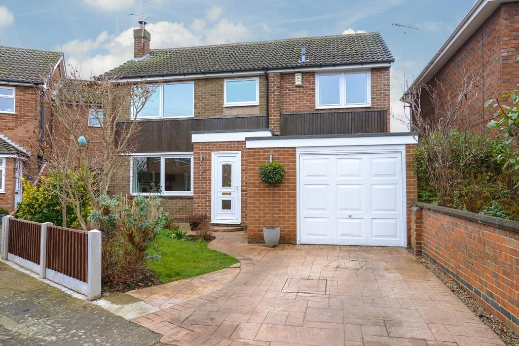 4 Bedrooms Detached House for sale in Manor Avenue, Attenborough