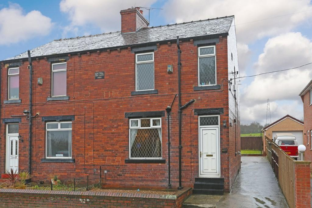 2 Bedrooms Semi Detached House for sale in Denby Dale Road, Calder Grove
