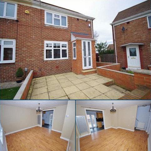 2 bedroom semi-detached house to rent -  Abercorn Road,  Farringdon, SR3