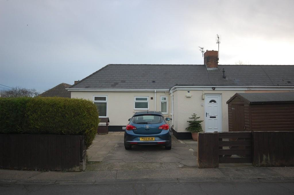 3 Bedrooms Terraced Bungalow for sale in Wear Crescent, Great Lumley