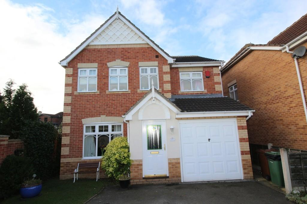 4 Bedrooms Detached House for sale in Whinbeck Avenue, Normanton