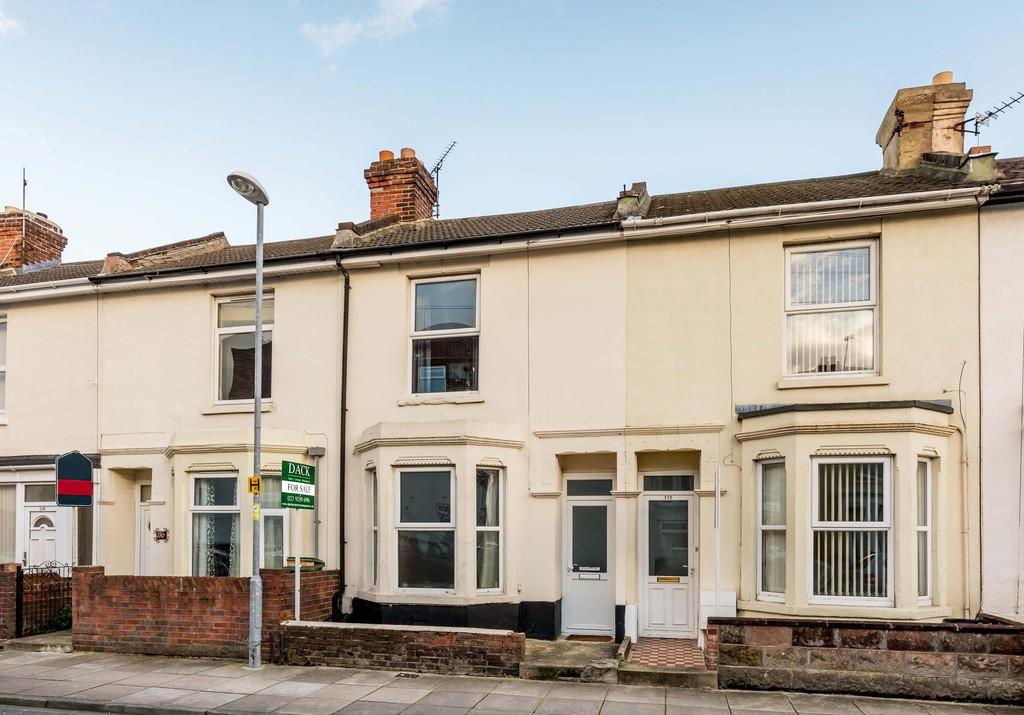 3 Bedrooms Terraced House for sale in Southsea, Portsmouth