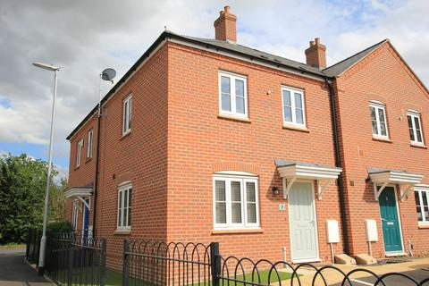 2 bedroom end of terrace house to rent - Bridge View, Shefford