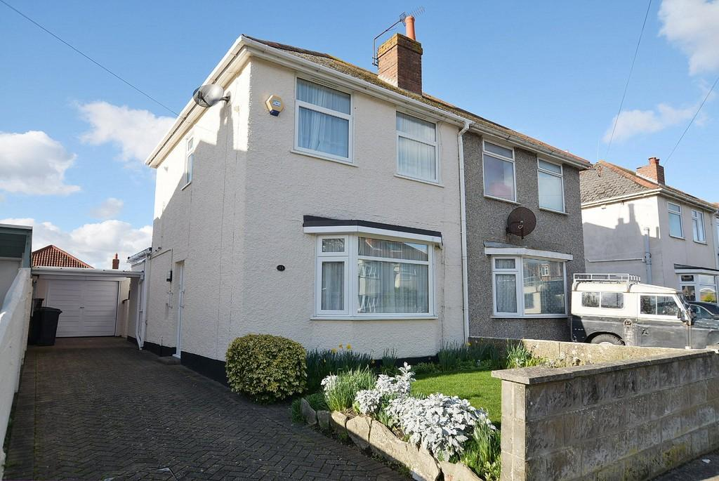 2 Bedrooms Semi Detached House for sale in Bradpole Road, Bournemouth