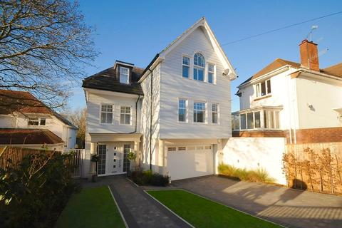 4 bedroom detached house for sale - Harbour View Road, Lower Parkstone, Poole