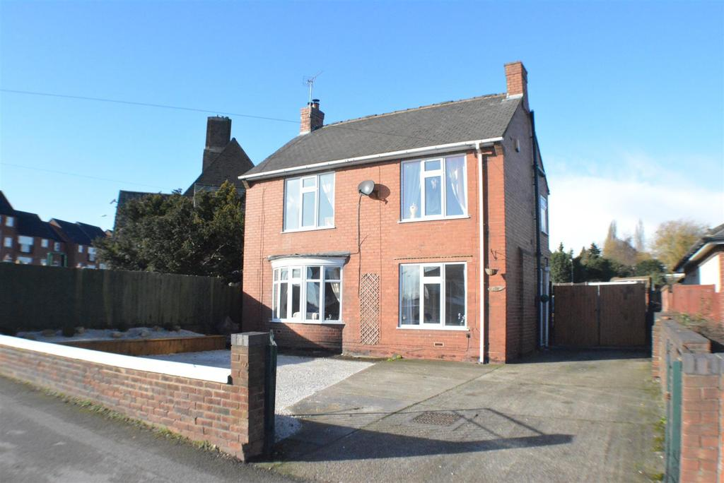 4 Bedrooms Detached House for sale in Sutton Road, Mansfield
