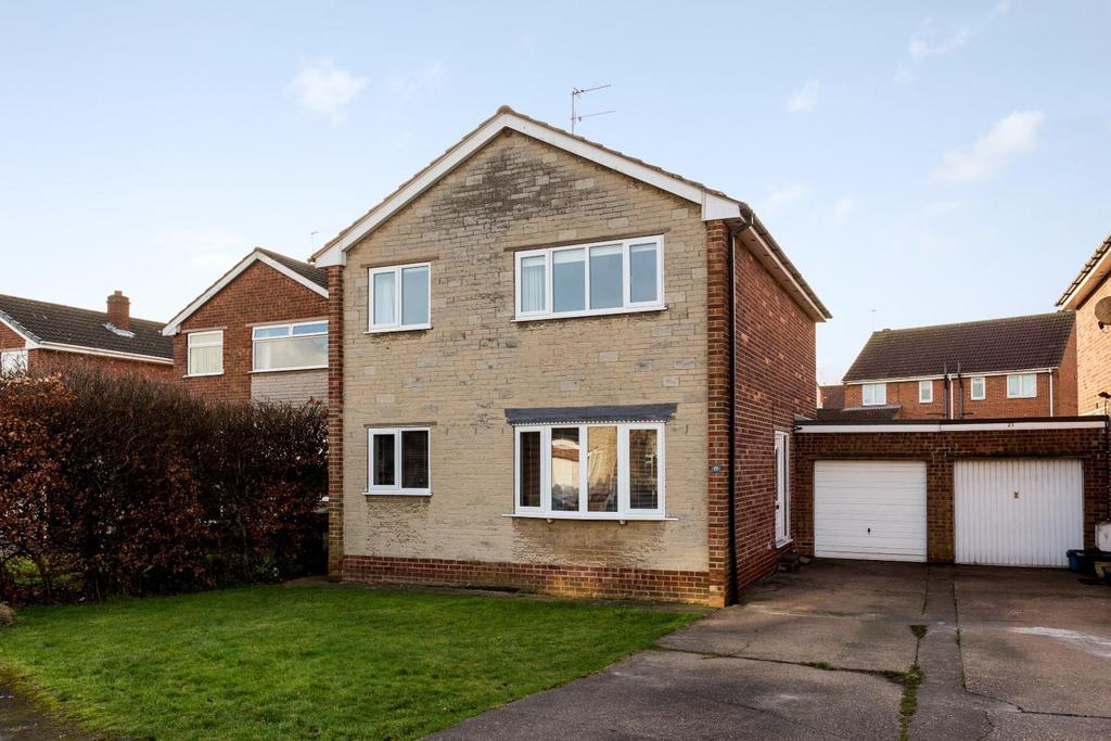 4 Bedrooms Link Detached House for sale in Almond Tree Avenue, Carlton, Goole