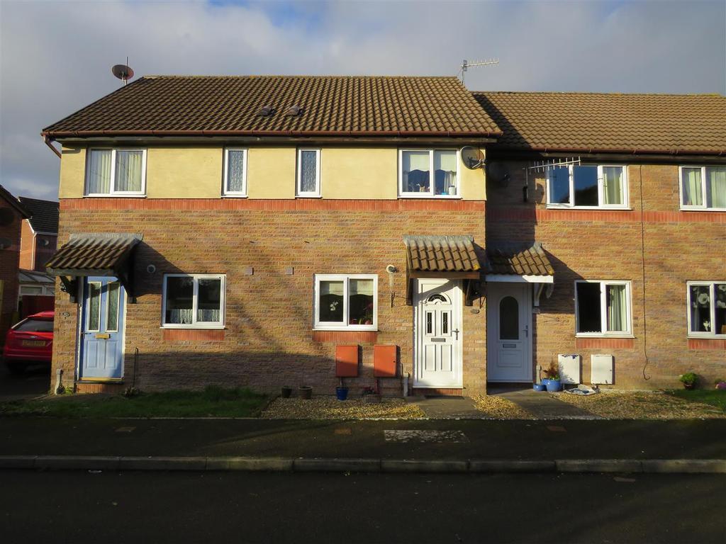 2 Bedrooms Terraced House for sale in Llwyn Cyfarthwch, Llanelli