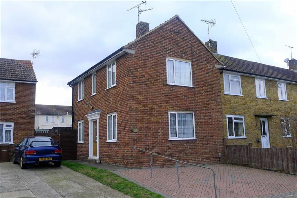 2 Bedrooms End Of Terrace House for sale in Kingsnorth Road, Rainham