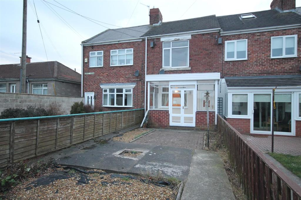 2 Bedrooms Terraced House for sale in East View, Trimdon Grange, Trimdon Station