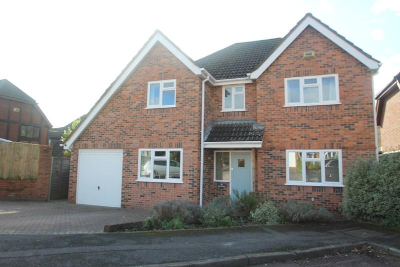 4 Bedrooms Detached House for sale in Old Priory Close, Southampton