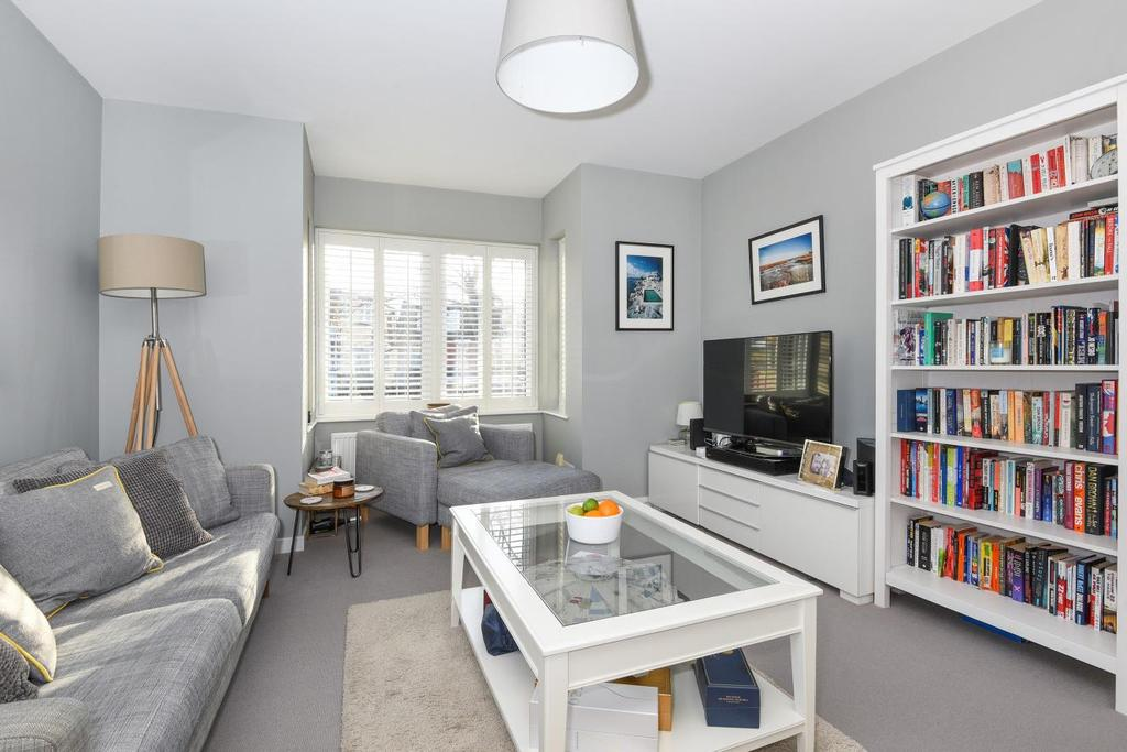 2 Bedrooms Flat for sale in Hillfield Avenue, Crouch End