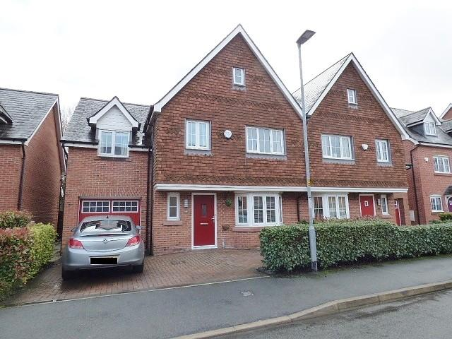 4 Bedrooms House for sale in Rylands Drive, Warrington