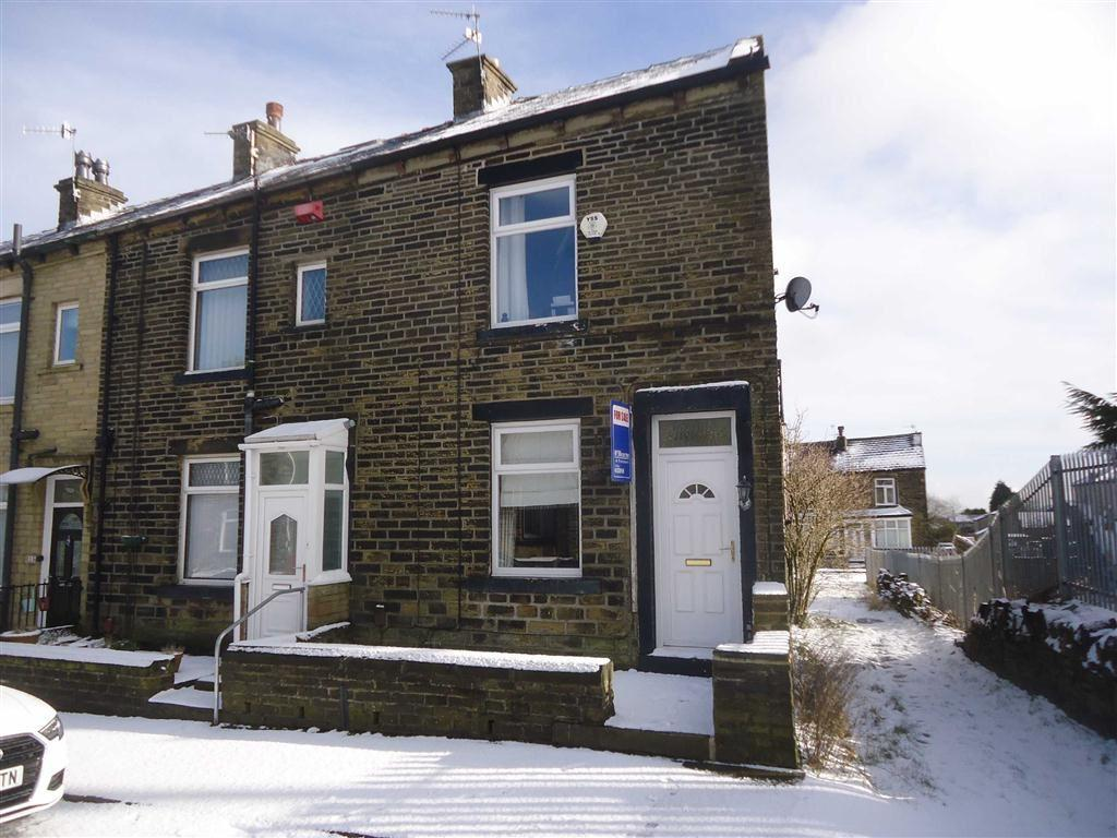 2 Bedrooms End Of Terrace House for sale in Cresswell Mount, Bradford, West Yorkshire, BD7
