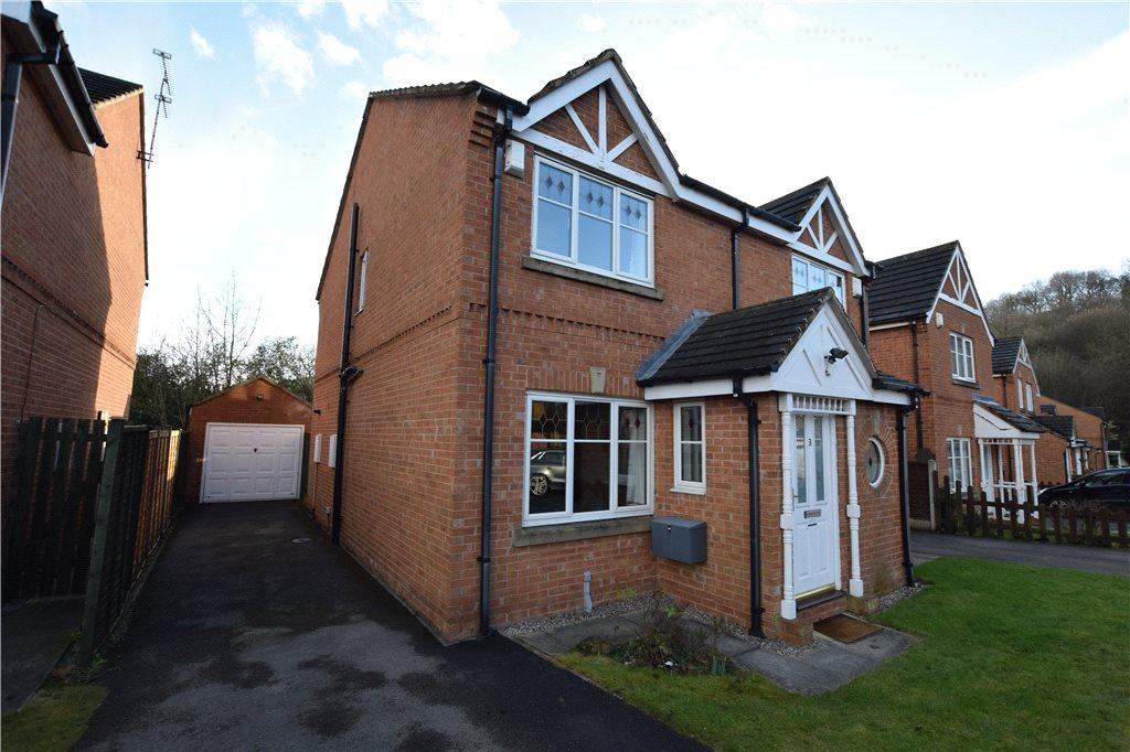 2 Bedrooms Semi Detached House for sale in Rawling Way, Leeds, West Yorkshire