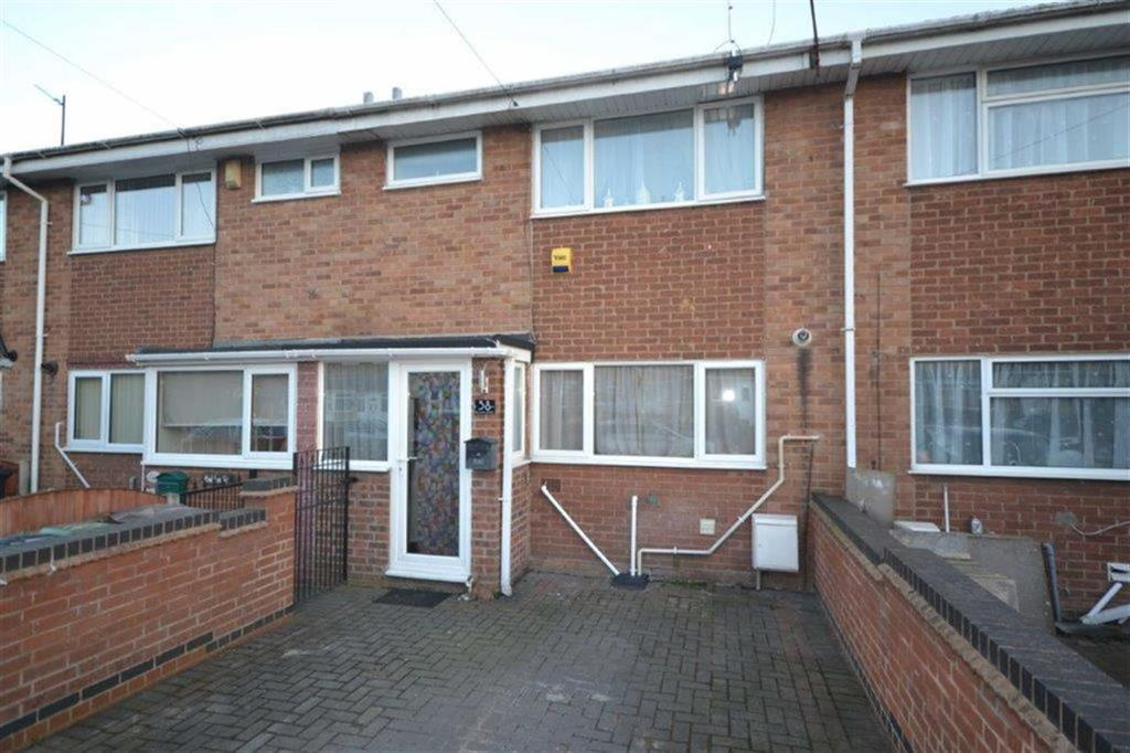 3 Bedrooms Terraced House for sale in Mallard Avenue, Stockingford, Nuneaton