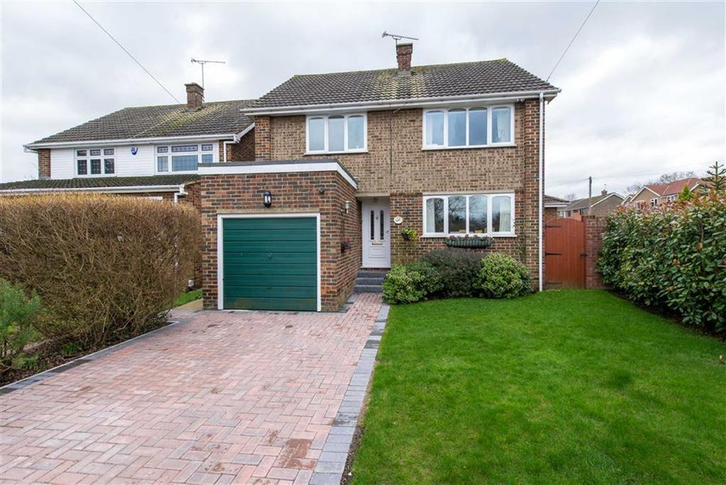 4 Bedrooms Detached House for sale in Maryland Court, Rainham