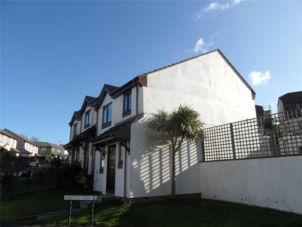 3 Bedrooms End Of Terrace House for sale in Seymour Drive, Dartmouth, TQ6