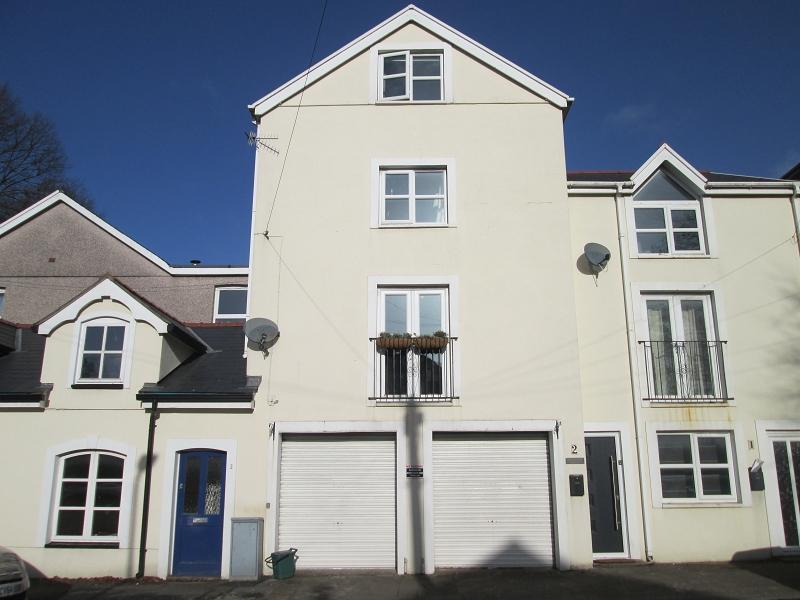3 Bedrooms Mews House for sale in Southville Mews, The Grove , Uplands, Swansea, City And County of Swansea.
