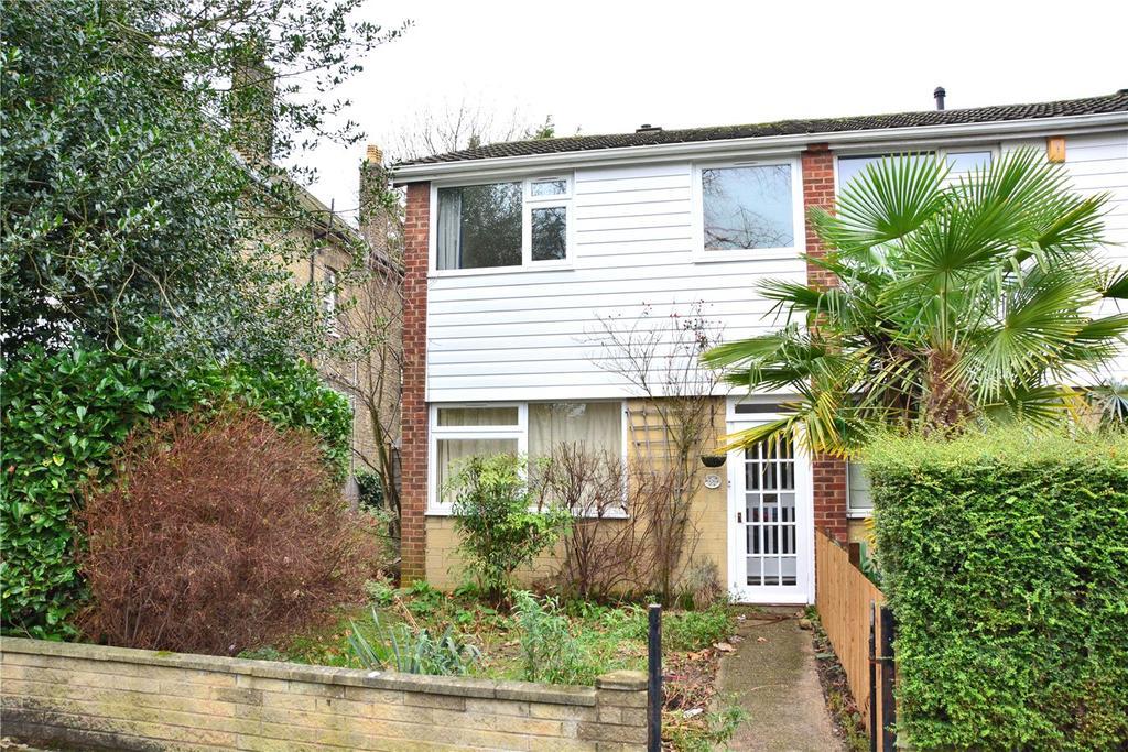 3 Bedrooms End Of Terrace House for sale in Coleraine Road, Blackheath, London, SE3