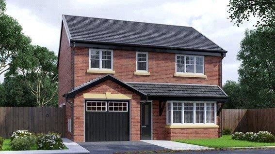4 Bedrooms Detached House for sale in Plot 13 Eclipse Park, CHATHAM, Feniscowles, Blackburn, BB2