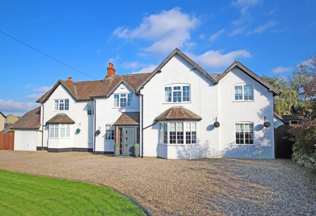 5 Bedrooms Detached House for sale in Station Road, Woodmancote, Cheltenham, Gloucestershire, GL52