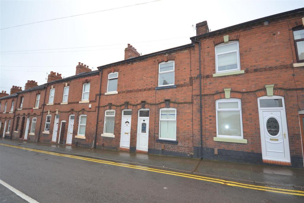 3 Bedrooms Terraced House for sale in Victoria Street, Chesterton, Newcastle