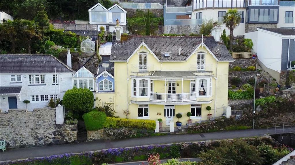 4 Bedrooms Detached House for sale in Warfleet, Dartmouth, Devon, TQ6