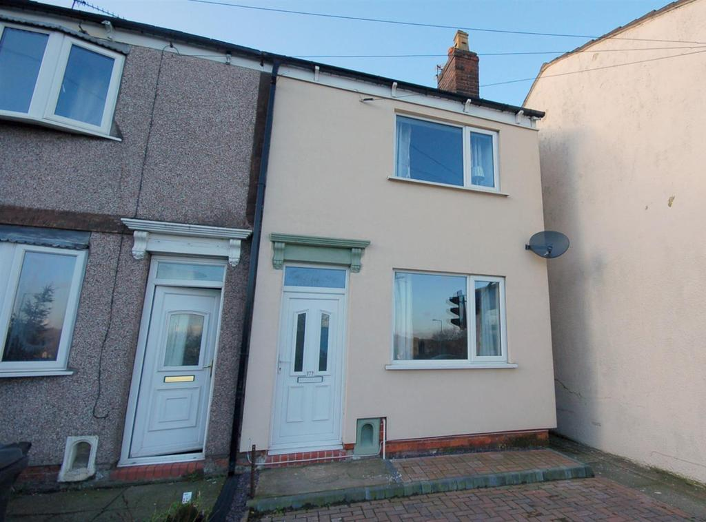 2 Bedrooms End Of Terrace House for sale in Congleton Road, Talke