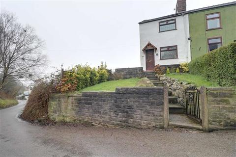 2 bedroom end of terrace house for sale - The Hollow, Mow Cop, Stoke-on-Trent