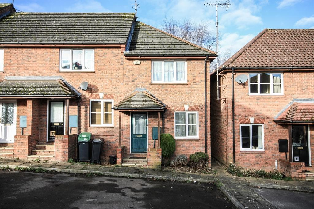 2 Bedrooms End Of Terrace House for sale in Rochford Close, Stansted Mountfitchet, Essex