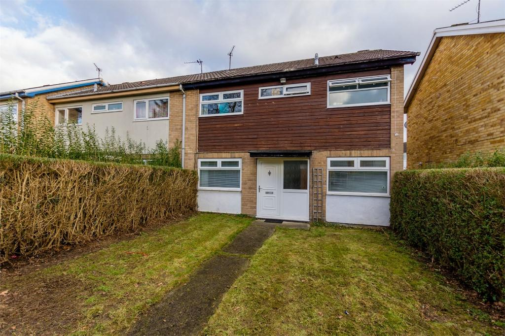 3 Bedrooms End Of Terrace House for sale in Doherty Walk, York