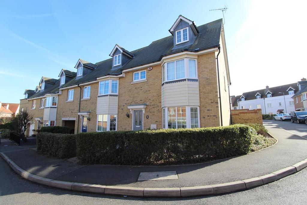 4 Bedrooms Town House for sale in Purcell Road, Witham, Essex, CM8