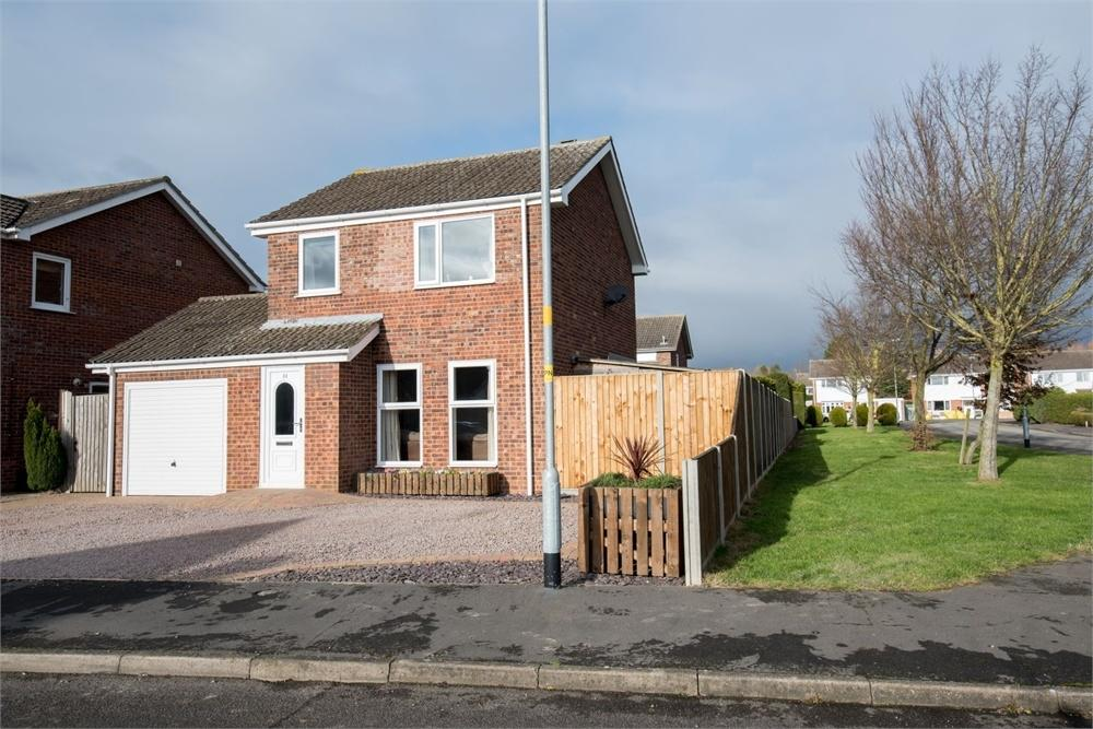 3 Bedrooms Detached House for sale in Spice Avenue, Boston, Lincolnshire
