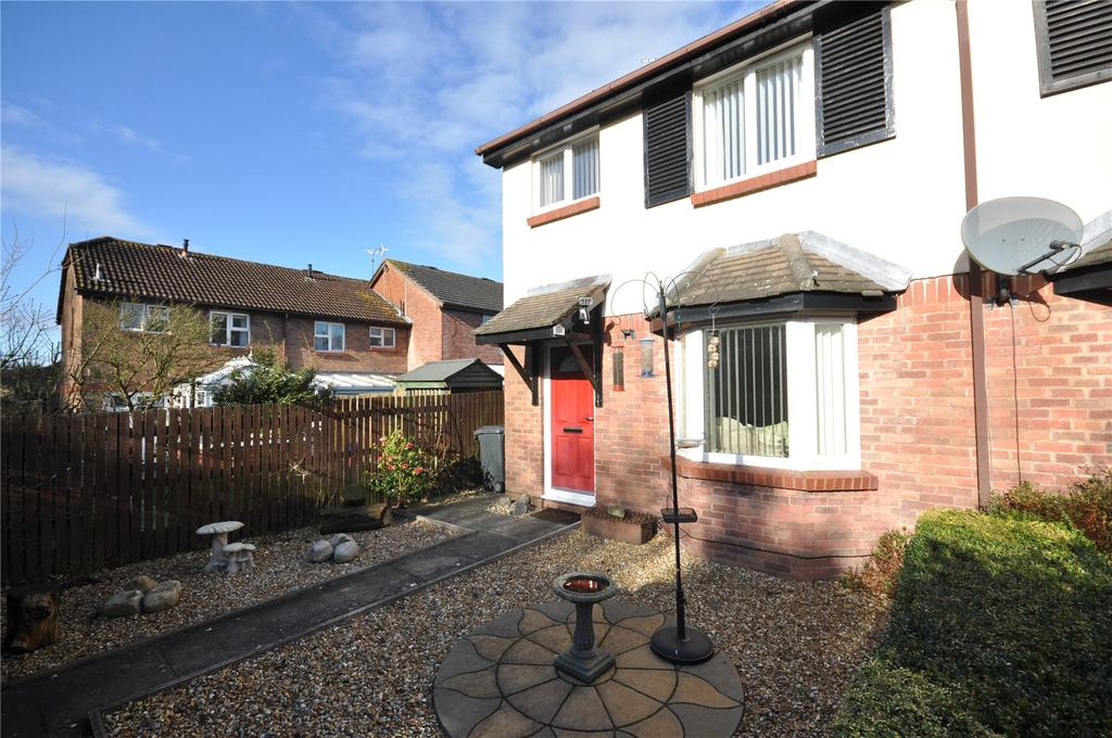 3 Bedrooms Semi Detached House for sale in Castleton Road, Middleleaze, Swindon, Wiltshire, SN5