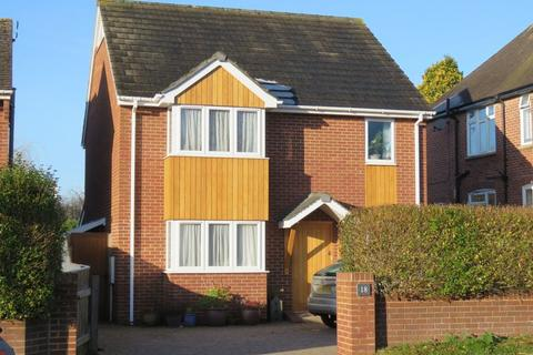 4 bedroom detached house for sale - Lower Hill Barton Road, Exeter