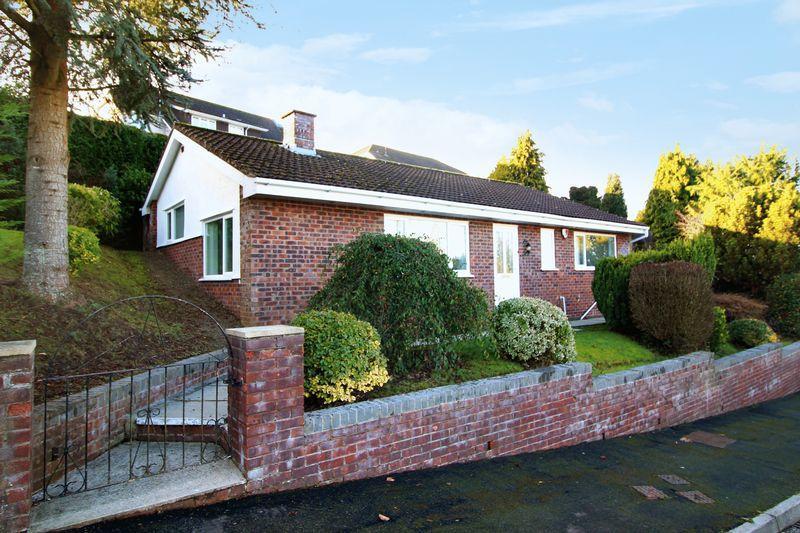 3 Bedrooms Detached Bungalow for sale in Grove Park Drive, Malpas, Newport