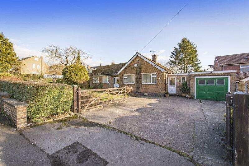 3 Bedrooms Detached Bungalow for sale in Cowers Lane, Ashbourne Road, Belper
